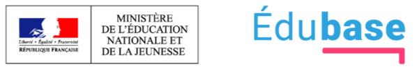 logotype Édubase MENJ petit format